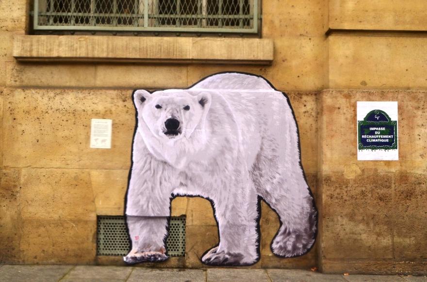 Street Art, COP21